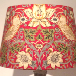 The Little Brick House | Decorative Home Accessories and Gifts | William Morris - Stawberry Thief Shade