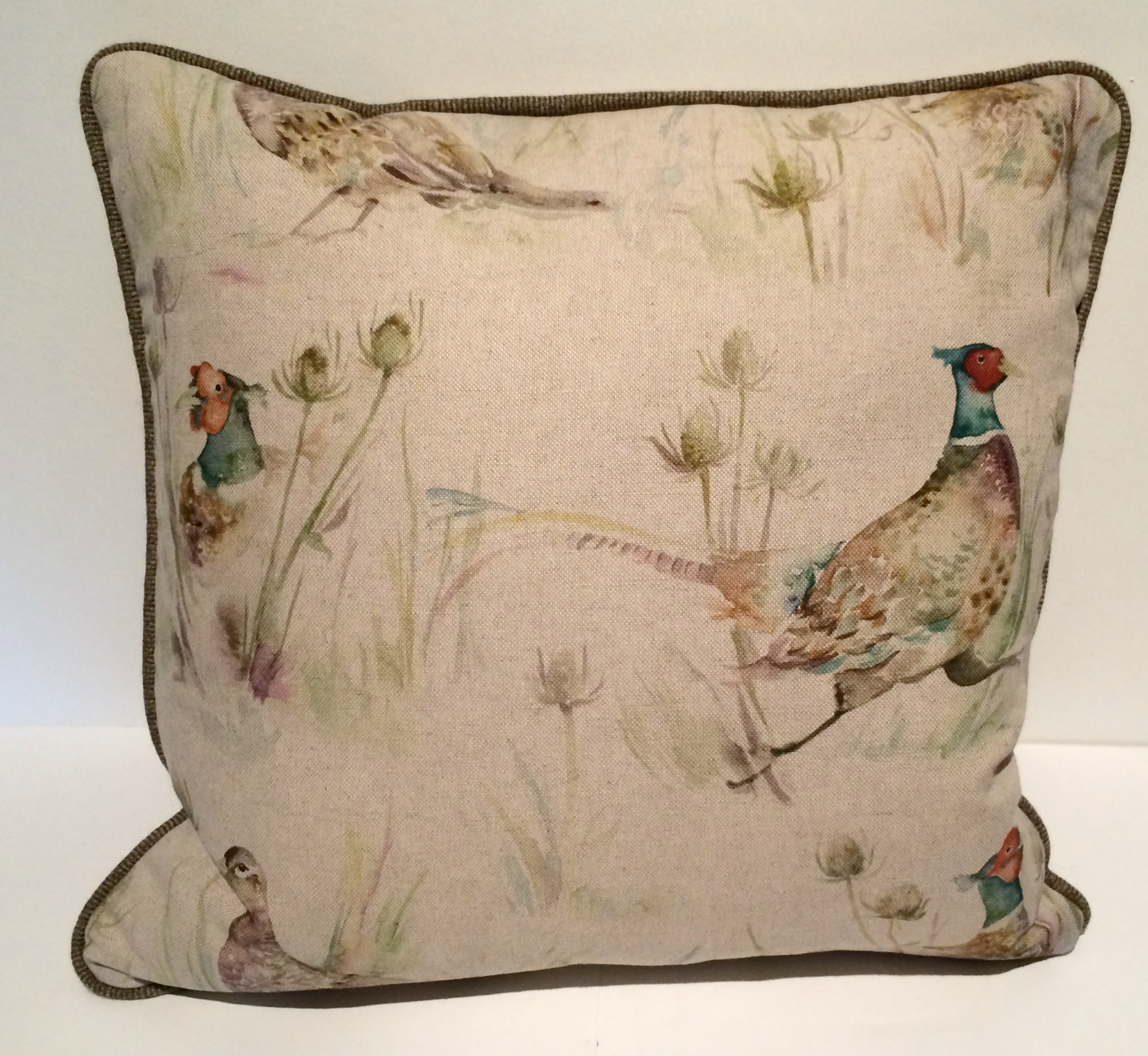 The Little Brick House | Decorative Home Accessories and Gifts | Pheasant & Tweed Cushion