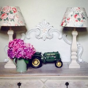 The Little Brick House | Decorative Home Accessories and Gifts | Tractor and Lamps