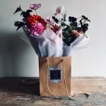 The Little Brick House   Decorative Home Accessories and Gifts   Flowers in Paper Bag