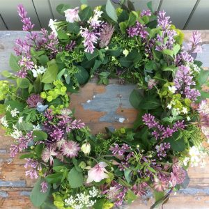 The Little Brick House | Decorative Home Accessories and Gifts | Summer Wreath WORKSHOP