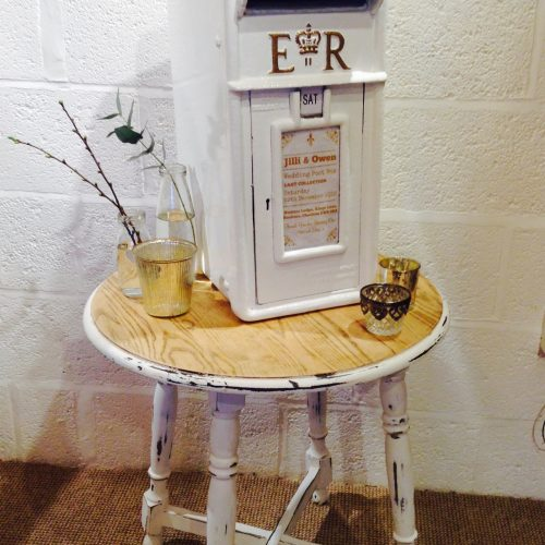The Little Brick House | Decorative Home Accessories and Gifts | White Post Box