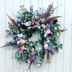 The Little Brick House | Decorative Home Accessories and Gifts | Medium Autumn Wreath
