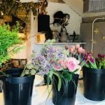 The Little Brick House   Decorative Home Accessories and Flowers   Flowers in Buckets