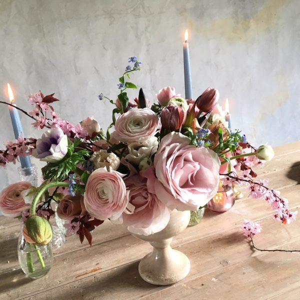 Mothers Day Flower Workshop