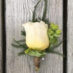 The Little Brick House | Decorative Home Accessories and Gifts | Yellow Rose Bouquet