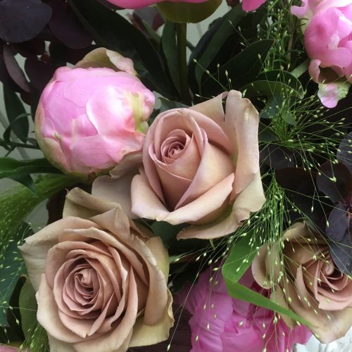 The Little Brick House | Decorative Home Accessories and Gifts | Dusky Pink Roses