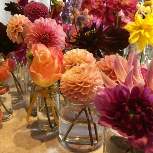 The Little Brick House | Decorative Home Accessories and Gifts | Flowers in Jars