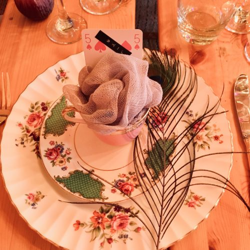 The Little Brick House | Decorative Home Accessories and Flowers | Table Setting