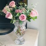 The Little Brick House | Decorative Home Accessories and Flower Displays | Roses in Glass Jar