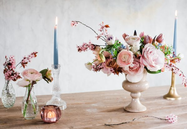 The Little Brick House | Decorative Home Accessories and Flowers | Flowers and Candles