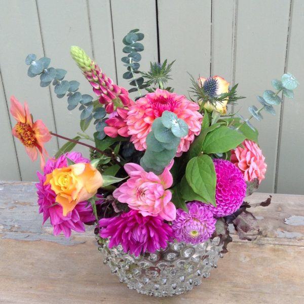 Field to Vase Workshop
