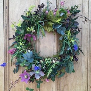 DIY Wreath Blog
