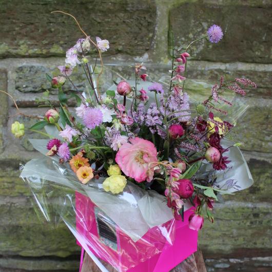 Wild Style Garden Bouquet