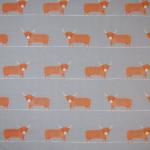 Mr Moo Cow Fabric