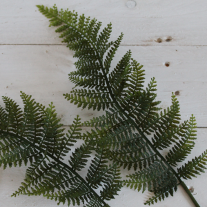 Faux Mini Fern Leaf