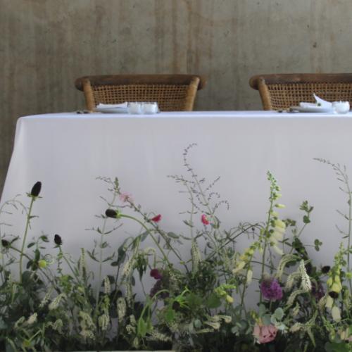 Top Table Meadow Flowers