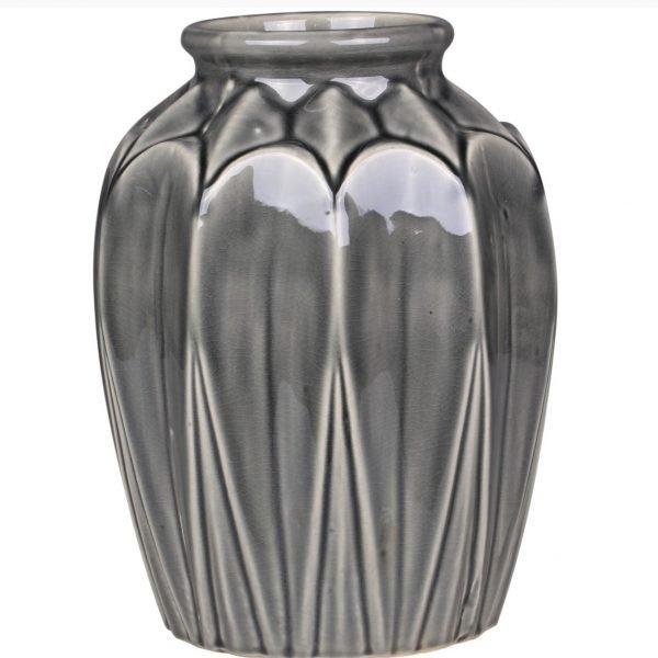 French Blue Vase