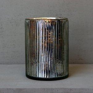 Silver vintage hurricane