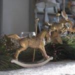 Rocking Horse Decoration