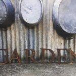 Rusty Garden Letters