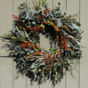 Autumn Wreath Made to Order