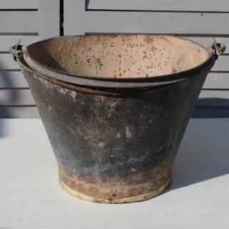 Small Vintage Bucket