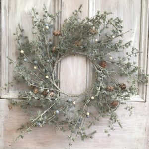 Winter Wonderland Faux Wreath