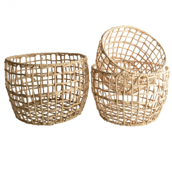 Lobster Baskets Set of 3