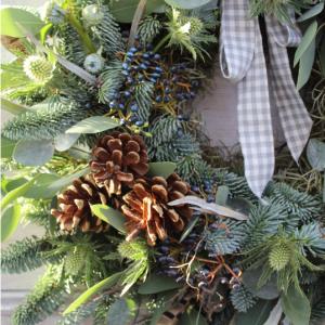 Christmas Wreath 'Rustic'