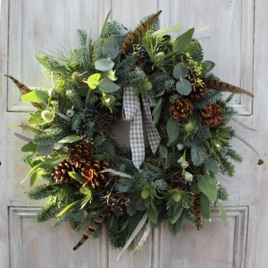 Christmas Wreath 'Rustic'