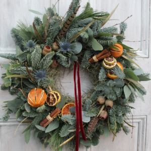 Christmas Wreath 'Traditional'