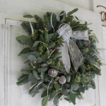 Christmas Wreath 'Frosted'
