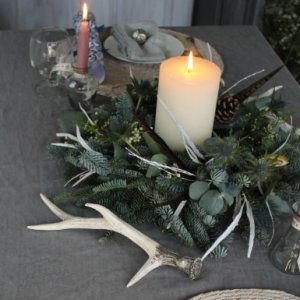 Faux Antler Decoration
