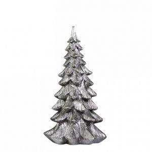 Festive Silver Tree