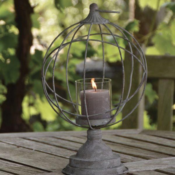 Globe Candleholder
