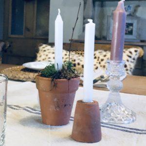 Mini Monastery Candles