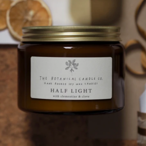 Half Light By The Botanical Candle Co.