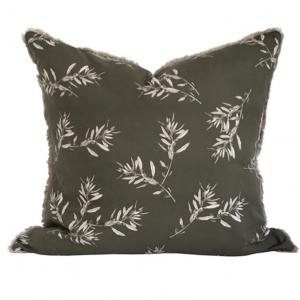 Myrtle Print Cushion
