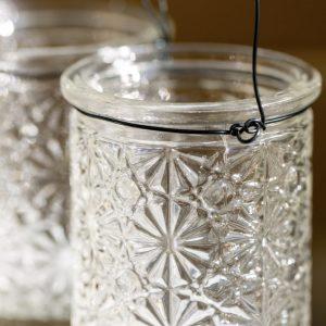 Hanging Tealight Lantern