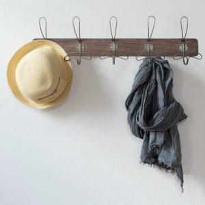 Vintage Style Coat Rack