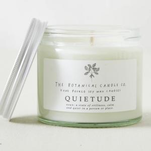 Glass Jar Candle - Quietude