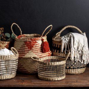 Seagrass Nomad Basket