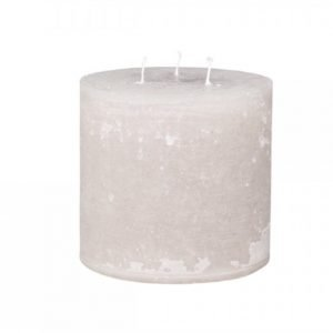 Rustic 3 Wick Candle