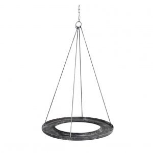 Hanging Candle Tray