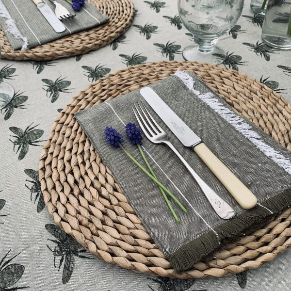 Bee Tablecloth