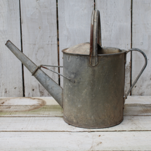 Vintage Watering Can Spout Detail
