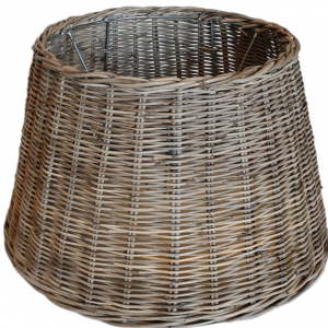 Tapered Rattan Table Lamp Shade