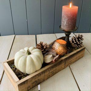 Natural Wooden Tray